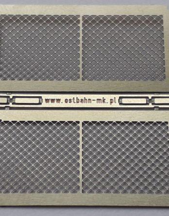 AH0-01 Ogrodzenie siatka 2m