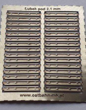 AH0-05 Łubek 2,1 mm