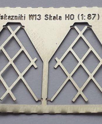 AH0-11 Wskaźniki W13 H0