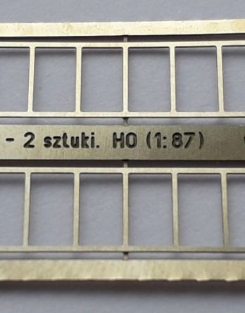 AH0-13 Drabiny H0