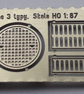 AH0-19 Studzienki kanalizacyjne H0