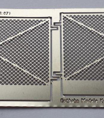 AH0-38 Brama wjazdowa wzór 4