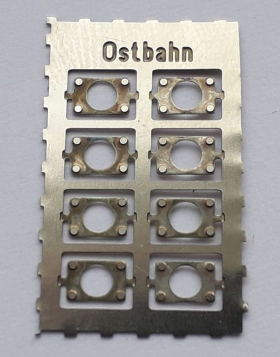 DH0-01 Tarcze podzderzakowe H0