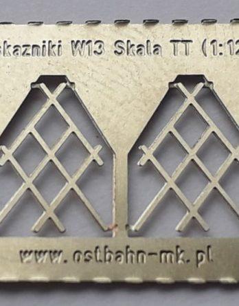 ATT-01 Wskaźniki W13 TT