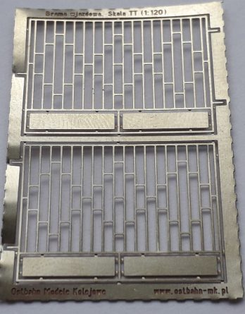 ATT-14 Brama wjazdowa wzór 1 TT