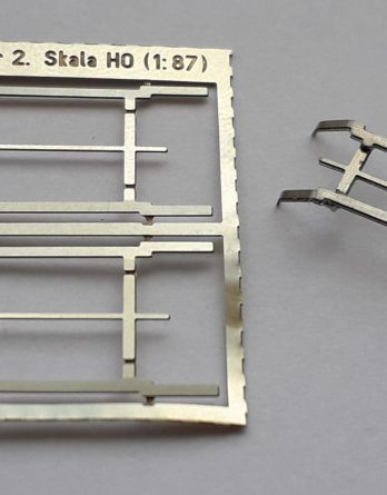 DH0-71 Ślizgi pantografów. Wzór 2