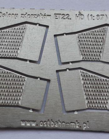 DH0-105 Osłony zderzaków ET22