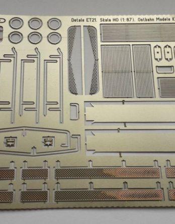 DH0-110 Detale ET21 H0