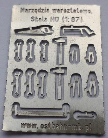 AH0-125 Narzędzia warsztatowe