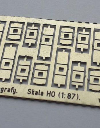 DH0-116 Podstawki pod pantografy