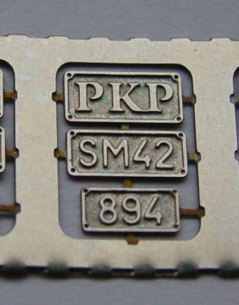 DH0-52 Tabliczki SM42