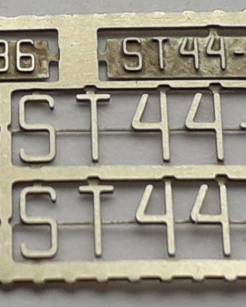 DH0-53 Tabliczki ST44