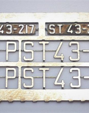 DH0-54 Tabliczki ST43