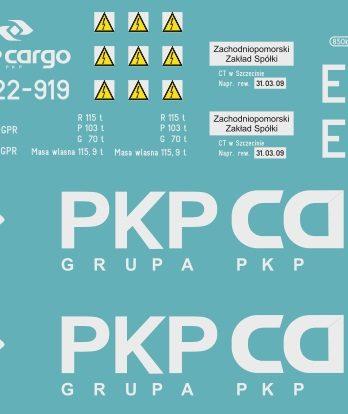 KH0-22 Kalkomania ET22-919