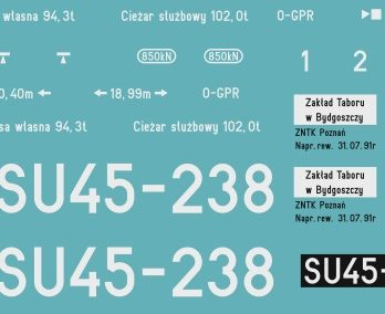 KH0-24 Kalkomania SU45-238