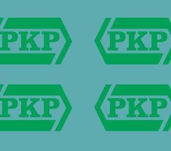 KH0-33 Logo PKP zielone
