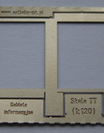 ATT-61 Gablota informacyjna TT