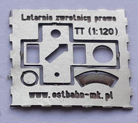 ATT-71 Latarnia zwrotnicy prawa TT