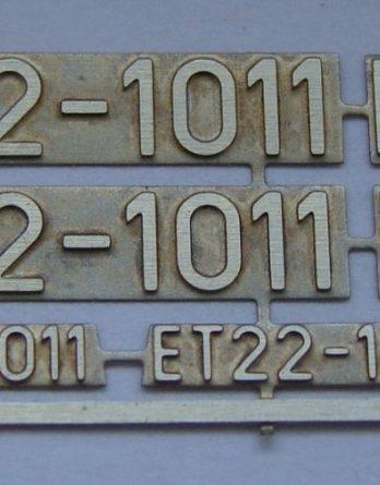 DH0-33 Tabliczki ET22
